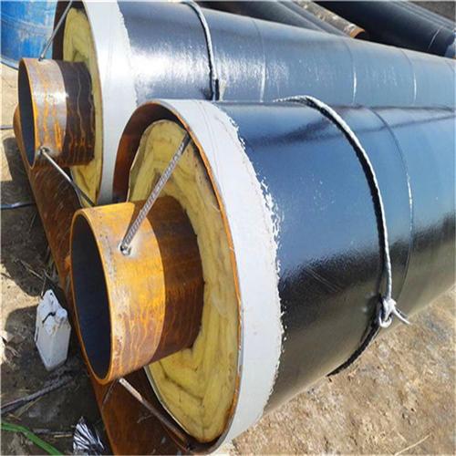 新闻:湖南永州蒸汽钢套钢预制直埋保温管质量好